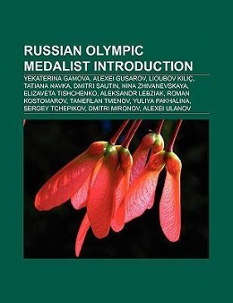 Russian Olympic medalist Introduction als Tasch...