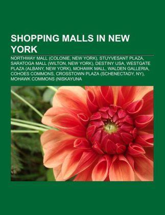 Shopping malls in New York als Taschenbuch von
