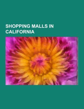 Shopping malls in California als Taschenbuch von