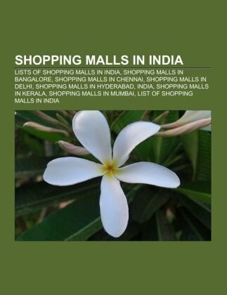 Shopping malls in India als Taschenbuch von