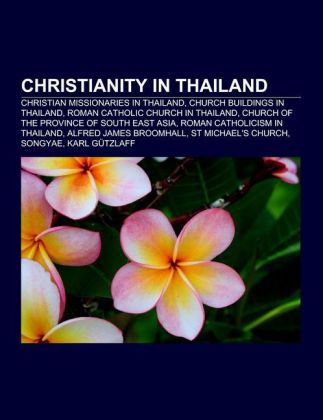 Christianity in Thailand als Taschenbuch von