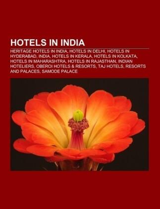Hotels in India als Taschenbuch von