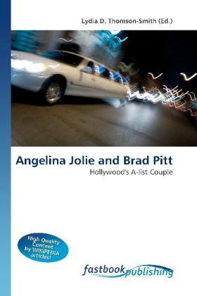 Angelina Jolie and Brad Pitt als Buch von