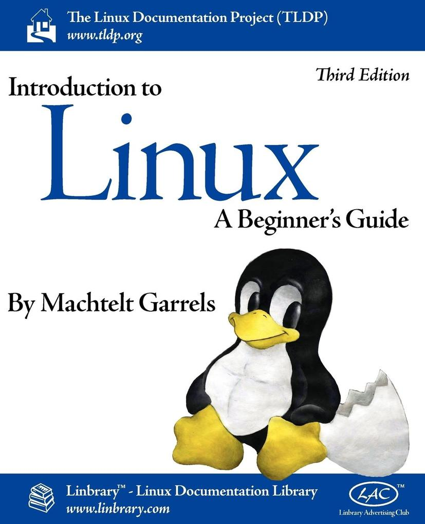 Introduction to Linux (Third Edition) als Tasch...