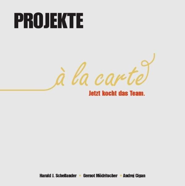 Projekte a la carte als Buch von Harald J. Sche...