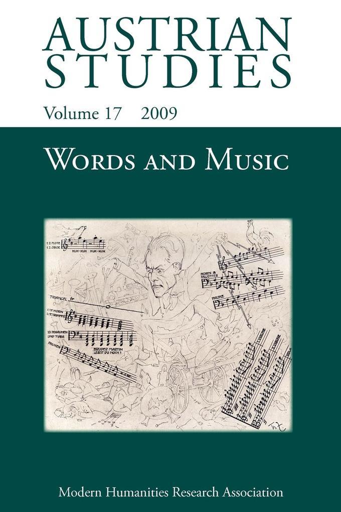Words and Music als Taschenbuch von
