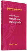 Umwelt- und Planungsrecht