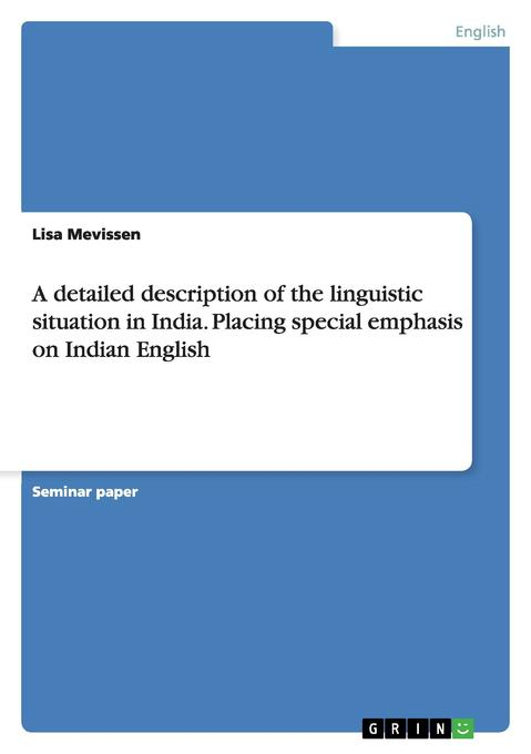 A detailed description of the linguistic situat...