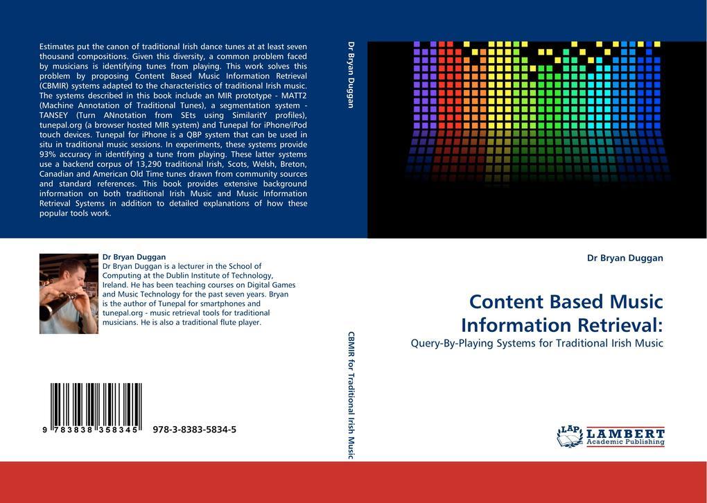 Content Based Music Information Retrieval: als ...