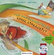 Der Farbenverdreher. Kinderbuch Deutsch-Russisch
