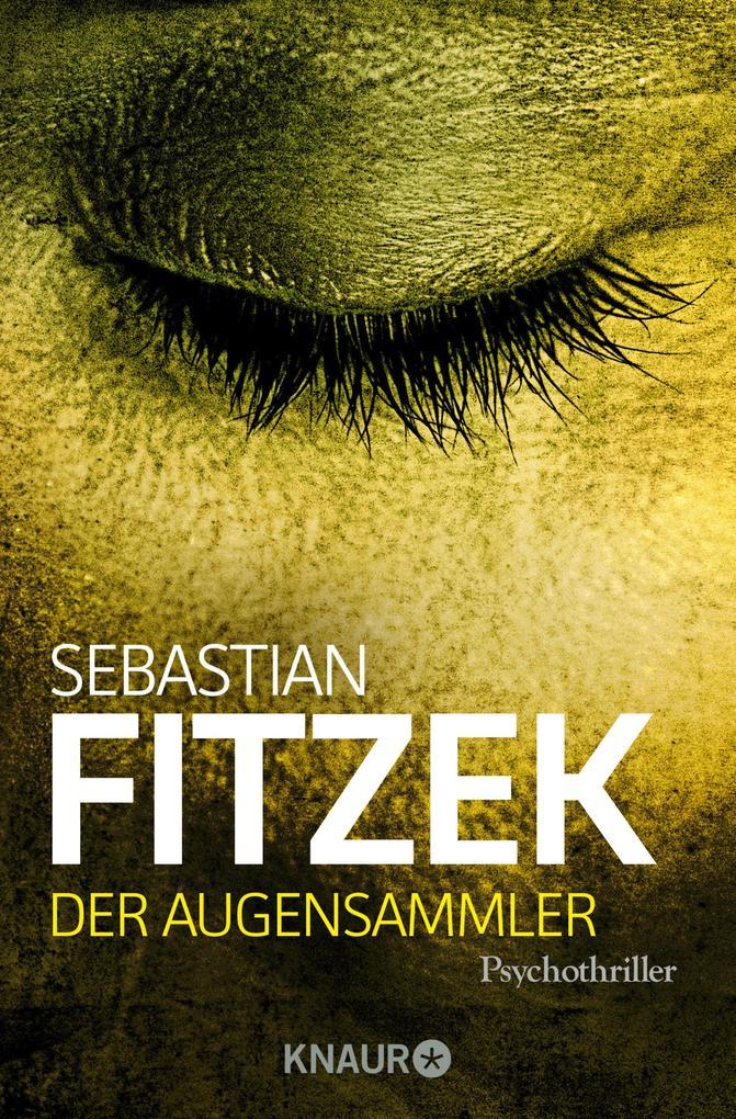 Der Augensammler als eBook