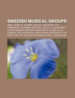 Swedish musical groups als Taschenbuch von