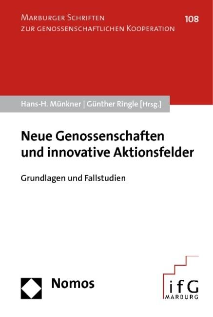 Neue Genossenschaften und innovative Aktionsfel...