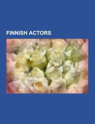 Finnish actors als Taschenbuch von
