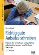 Brigg: Deutsch - Grundschule - Schreiben. Richtig gute Aufsätze schreiben