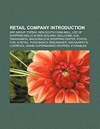 Retail company Introduction als Taschenbuch von