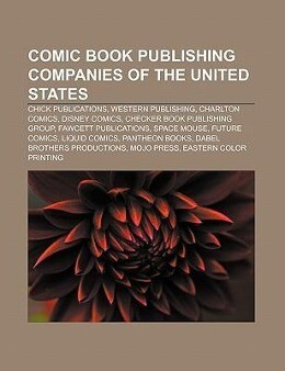 Comic book publishing companies of the United S...