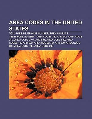 Area codes in the United States als Taschenbuch...