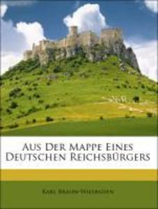 Aus Der Mappe Eines Deutschen Reichsbürgers als...