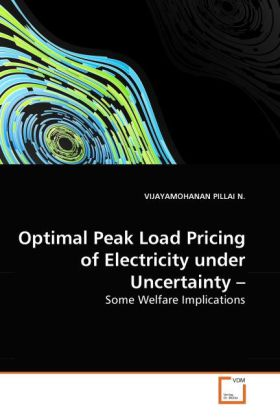 Optimal Peak Load Pricing of Electricity under ...