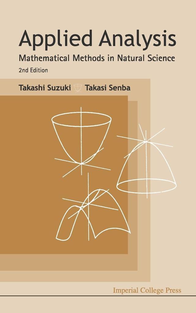 Applied Analysis als Buch von Takashi Suzuki, T...