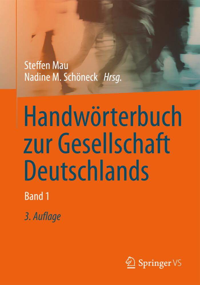 Handwörterbuch zur Gesellschaft Deutschlands al...