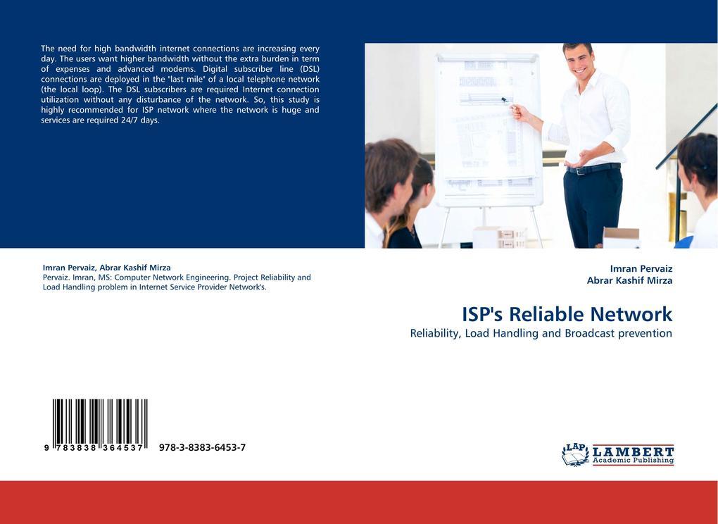 ISP´s Reliable Network als Buch von Imran Perva...