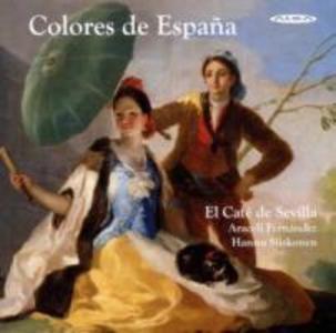 Colores De Espana-Farben Spaniens