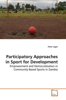 Participatory Approaches in Sport for Developme...