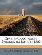 Spaziergang nach Syrakus im Jahr[e] 1802