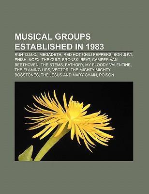 Musical groups established in 1983 als Taschenb...
