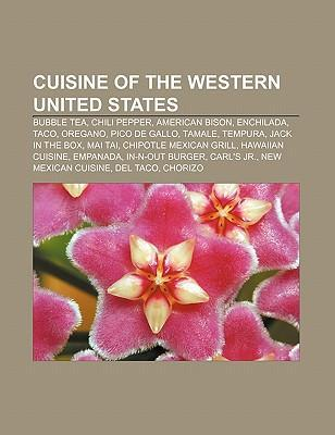 Cuisine of the Western United States als Tasche...
