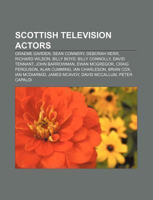 Scottish television actors als Taschenbuch von