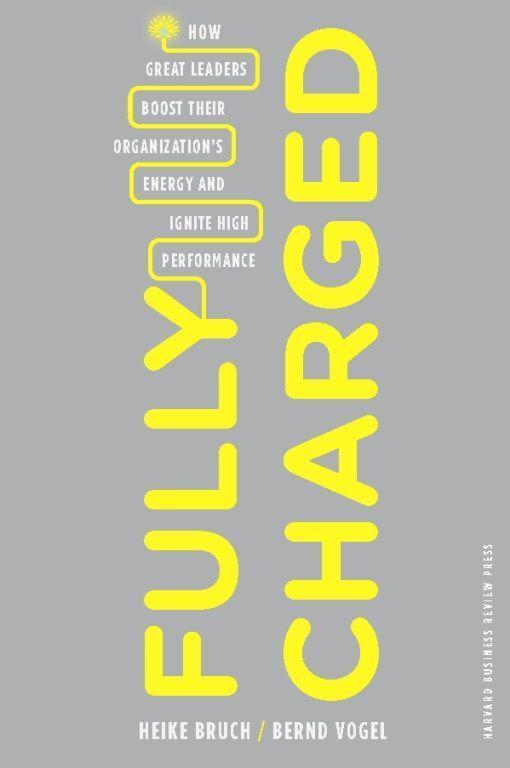 Fully Charged als Buch von Heike Bruch, Bernd V...
