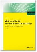 Mathematik für Wirtschaftswissenschaftler 2. Lehrbuch