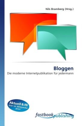 Bloggen als Buch von