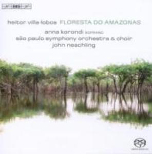 Floresta Do Amazonas als CD