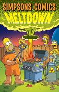 Simpsons Comics Meltdown
