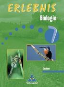 Erlebnis Biologie 7. Schülerband. Ausgaben 2002 - 2004 für Hauptschulen / Ausgabe 2004 für Mittelschulen in Sachsen