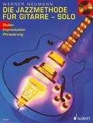 Die Jazzmethode für Gitarre 02 - Solo/m. CD