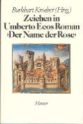 """Zeichen in Umberto Ecos Roman """"Der Name der Rose"""""""