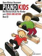 Piano Kids Band 3 + Aktionsbuch 3. Klavier