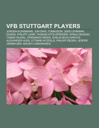 VfB Stuttgart players als Taschenbuch von