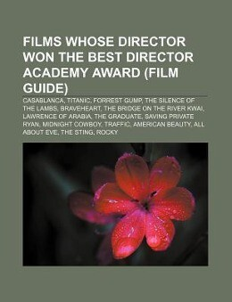 Films whose director won the Best Director Acad...