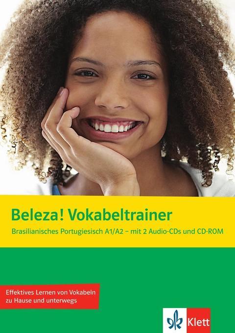 Beleza!. Vokabeltrainer (A1/A2) als Buch von