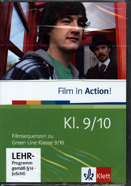 Green Line 5 und 6. Film in Action! DVD