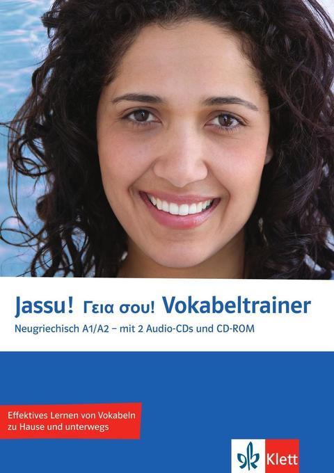 Jassu! Vokabeltrainer (A1/A2) als Buch von
