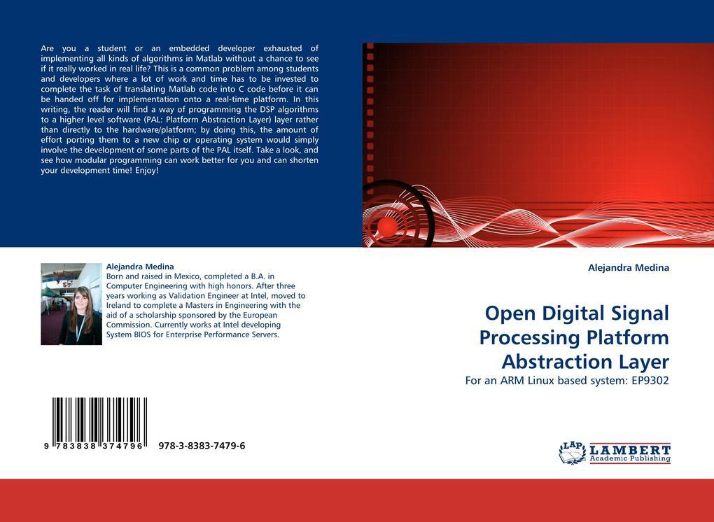 Open Digital Signal Processing Platform Abstrac...