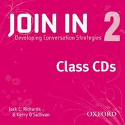 Join in 2, Class: Developing Conversation Strategies