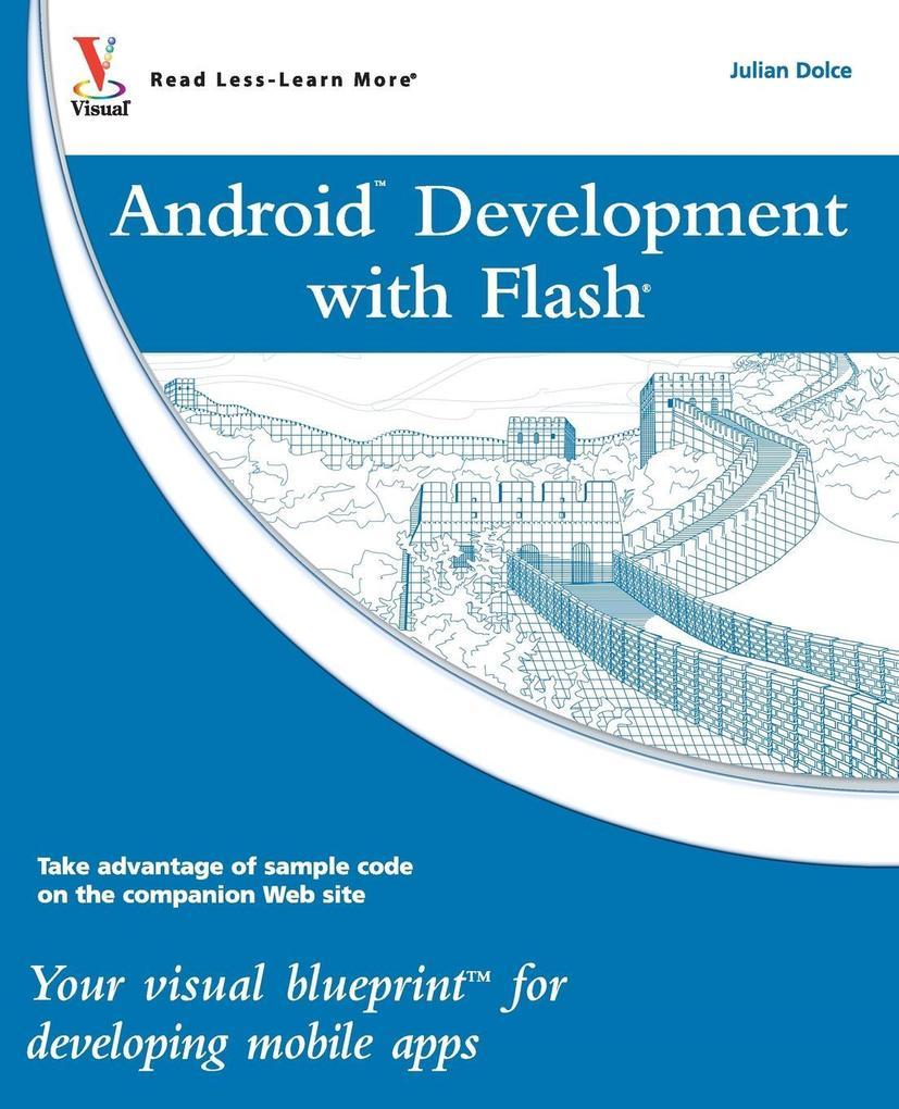Android Dev with Flash VB als Taschenbuch von D...
